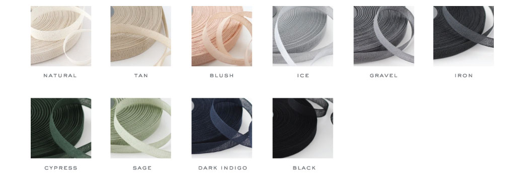 Cotton Ribbon Options