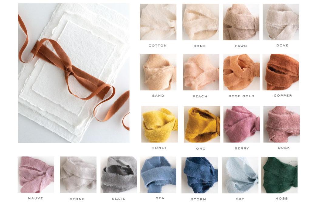 Tono Ribbon Options
