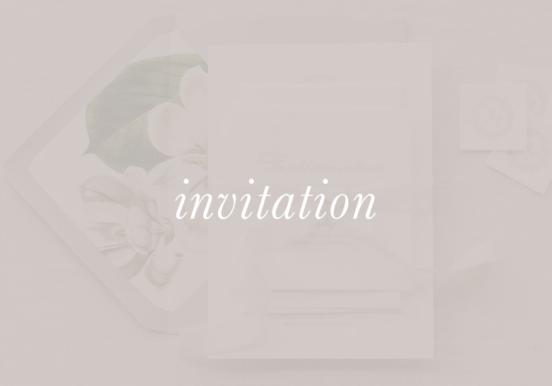 Invitation button