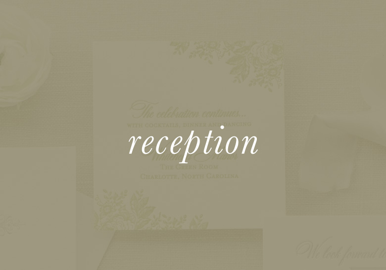 Reception button