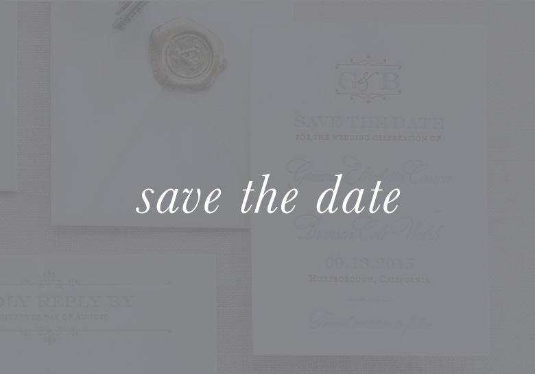 Savethedate button