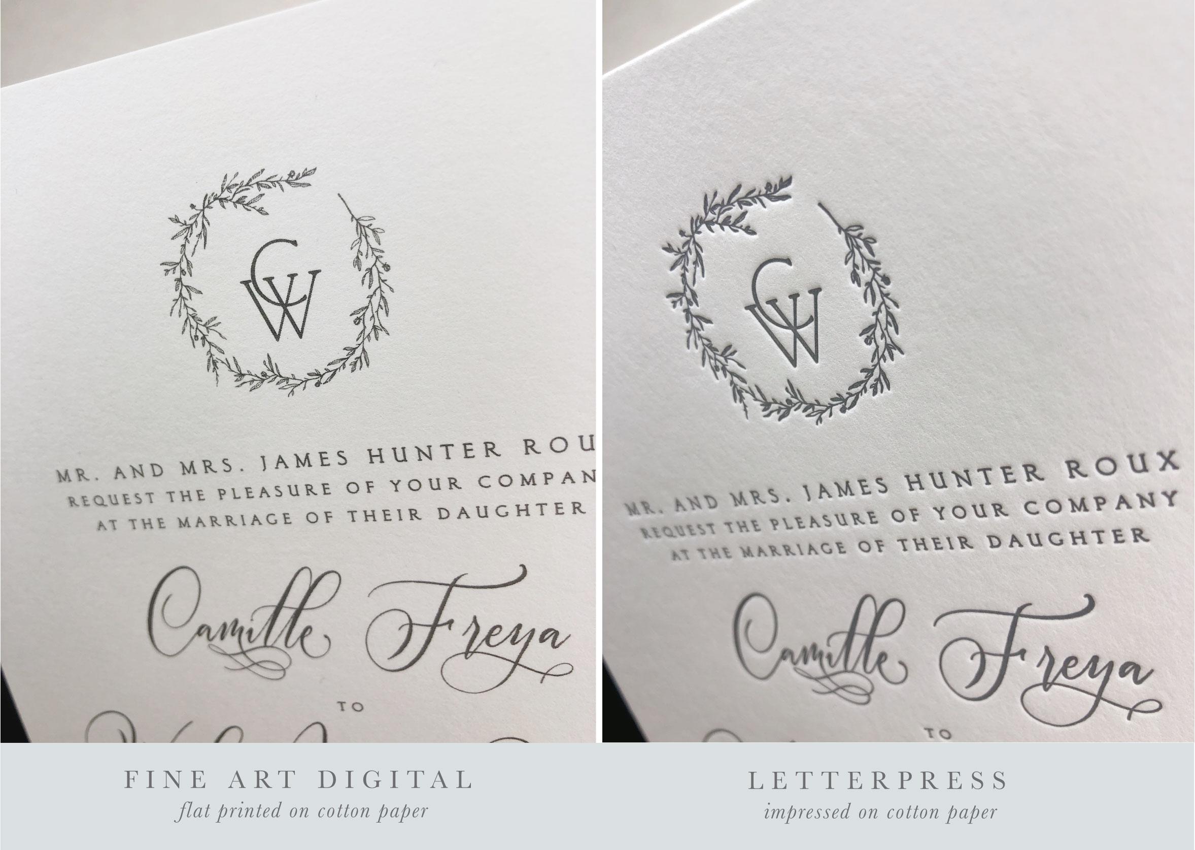 What is Letterpress